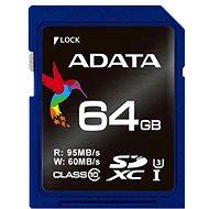 ADATA Premier Pro SDXC 64GB UHS-I U3