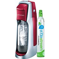 SodaStream JET titan red