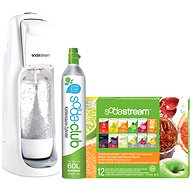 SodaStream Jet White + 12 VPP new