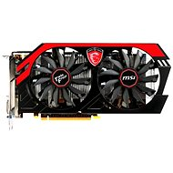 MSI N660 Gaming 2GD5/OC