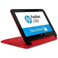 HP Pavilion 11-n003ec x360 Brilliant Red