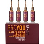 REVLON Pro You Anti-Hair Loss Treatment 12 x 6 ml