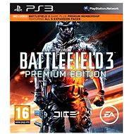 PS3 - Battlefield 3 (Premium Edition)