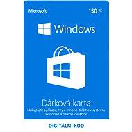Microsoft Windows Gift Card 150 CZK