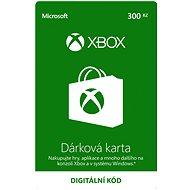 Microsoft Xbox Live Dárková karta v hodnotě 300Kč