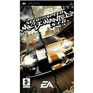 PSP - Need For Speed: Most Wanted (Essentials Edition)