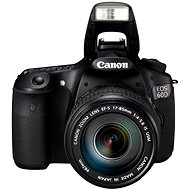 Canon EOS 60D + objektiv EF-S 17-85 IS