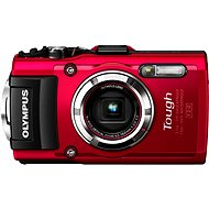 Olympus TOUGH TG-3 red