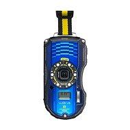 PENTAX RICOH WG-4 GPS Blue + pouzdro + plovací řemínek + 8GB paměťová karta