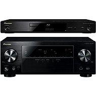 Pioneer VSX-529 černý + zdarma Blu-ray přehrávač Pioneer BDP-170 černý