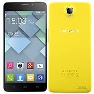 ALCATEL ONETOUCH IDOL X 6040D Yellow Dual SIM