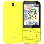 Nokia 225 žlutá Dual SIM