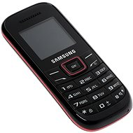 Samsung E1200R Black Red