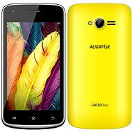 Aligator S4020 Senior Yellow Dual SIM