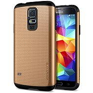 SPIGEN Galaxy S5 Case Slim Armor zlatý