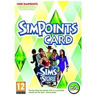 The Sims 3 Store - 1000 points