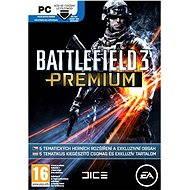 Battlefield 3 CZ (Premium Service)