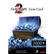 Guild Wars 2 (Gem Card) 2000 Gems