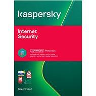 Kaspersky Internet Security MD 2015 CZ - obnovení nebo konkurenční upgrade pro 1 zařízení na 12 měsí